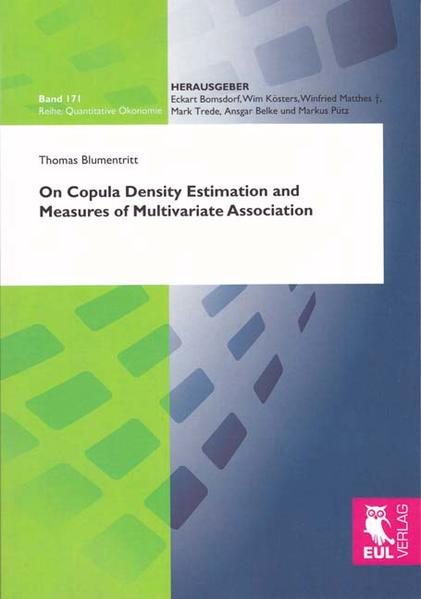 On Copula Density Estimation and Measures of Multivariate Association - Coverbild
