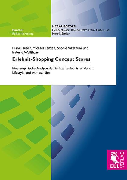 Erlebnis-Shopping Concept Stores - Coverbild