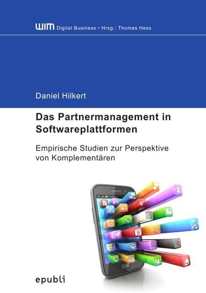 Das Partnermanagement in Softwareplattformen - Coverbild