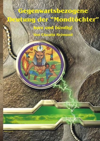 Gegenwartsbezogene Deutung der Mondtöchter kurz und bündig - Coverbild