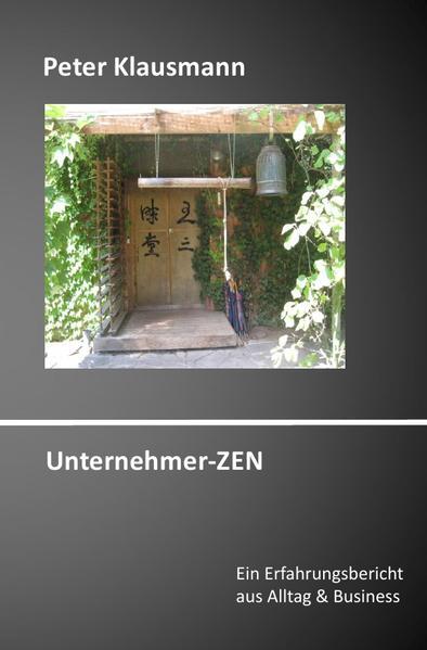Unternehmer-ZEN - Coverbild