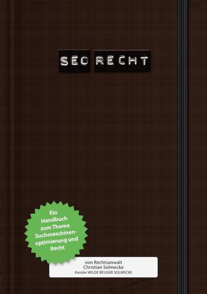SEO Recht  - Coverbild