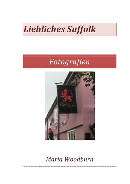 Liebliches Suffolk - Coverbild