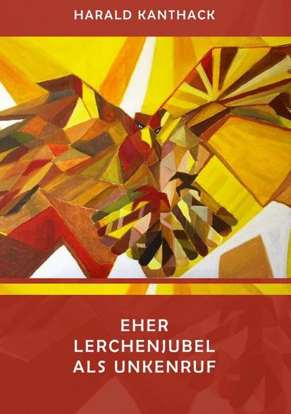 EHER LERCHENJUBEL  ALS UNKENRUF - Coverbild