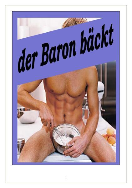 der Baron bäckt - Coverbild