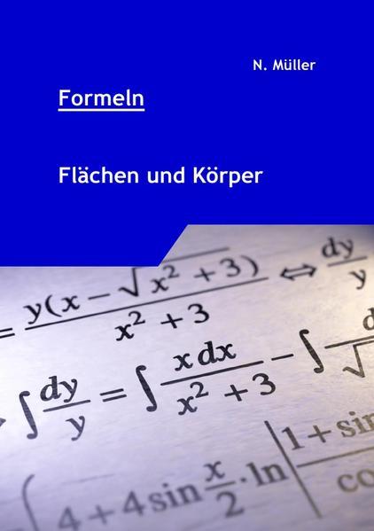 Formeln - Coverbild