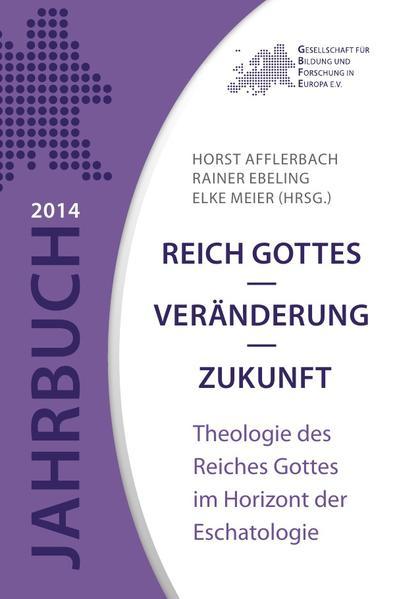 Reich Gottes - Veränderung - Zukunft - Coverbild