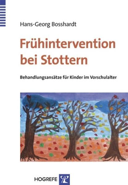 Frühintervention bei Stottern - Coverbild