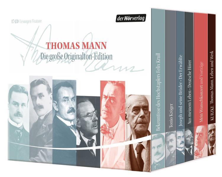 Die große Originalton-Edition - Coverbild
