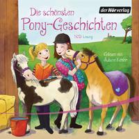 Die schönsten Pony-Geschichten Cover