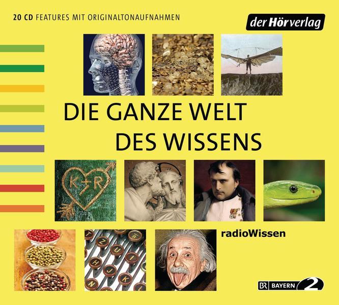 Die ganze Welt des Wissens - 2 - Coverbild