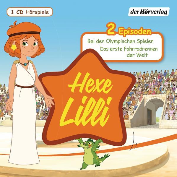 Hexe Lilli: Bei den Olympischen Spielen & Das erste Fahrradrennen der Welt - Coverbild