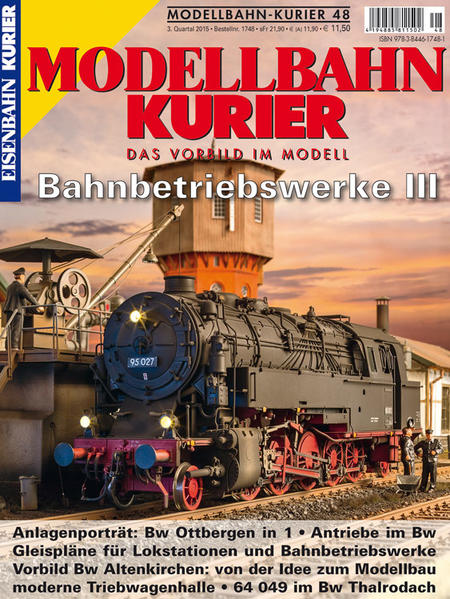 Bahnbetriebswerke - 3 - Coverbild