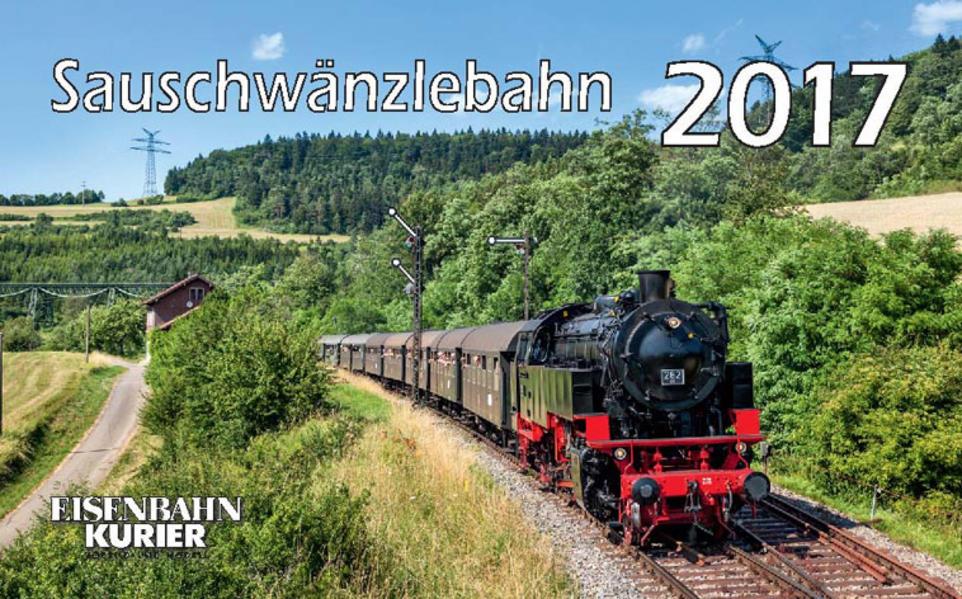 Sauschwänzlebahn 2017 - Coverbild