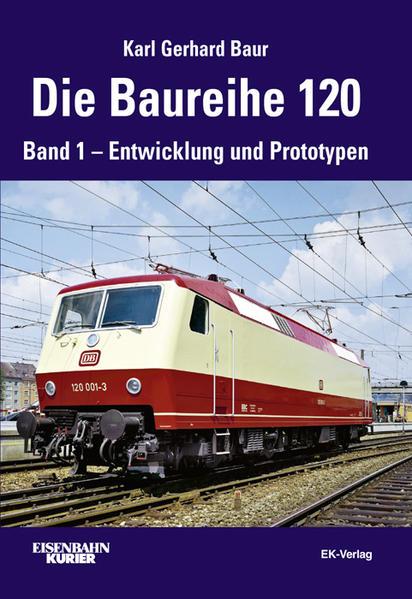 Die Baureihe 120 - Coverbild