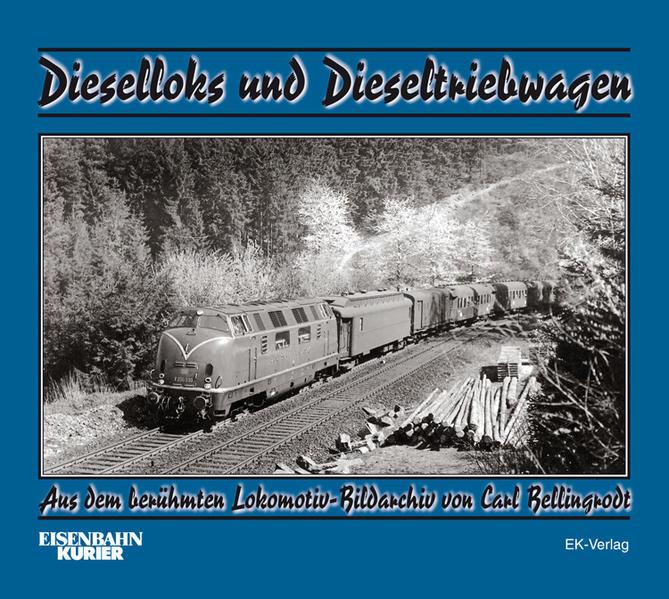 Dieselloks und Dieseltriebwagen - Coverbild