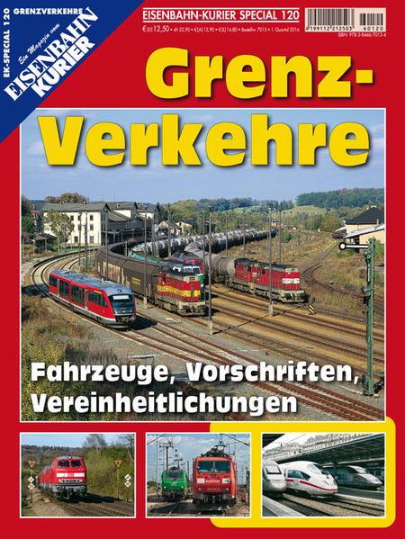 Grenzverkehre - Coverbild