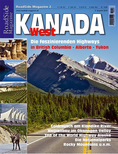WestKanada - Coverbild