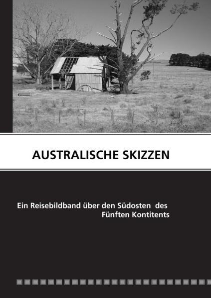 AUSTRALISCHE SKIZZEN - Coverbild