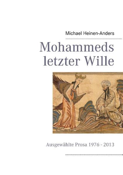 Mohammeds letzter Wille - Coverbild