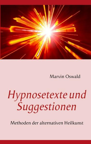 Hypnosetexte und Suggestionen - Coverbild