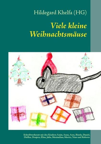 Viele kleine Weihnachtsmäuse - Coverbild