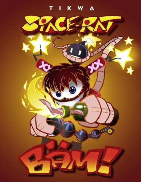 SPACE-RAT - Coverbild