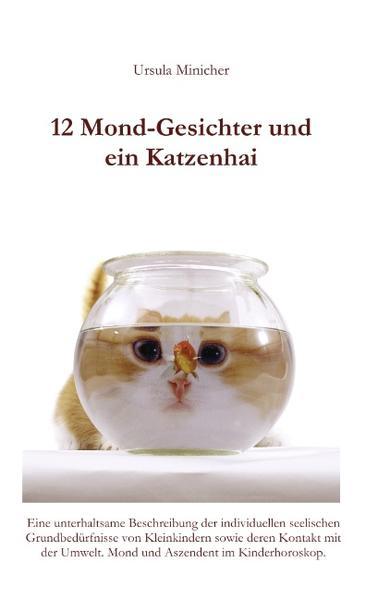 12 Mond-Gesichter und ein Katzenhai - Coverbild