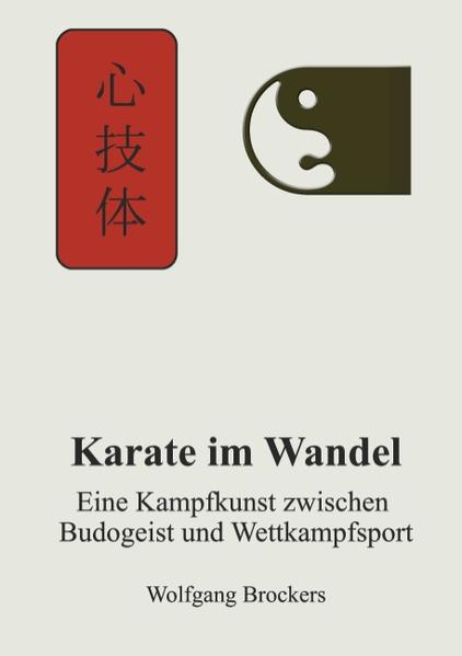 Karate im Wandel - Coverbild