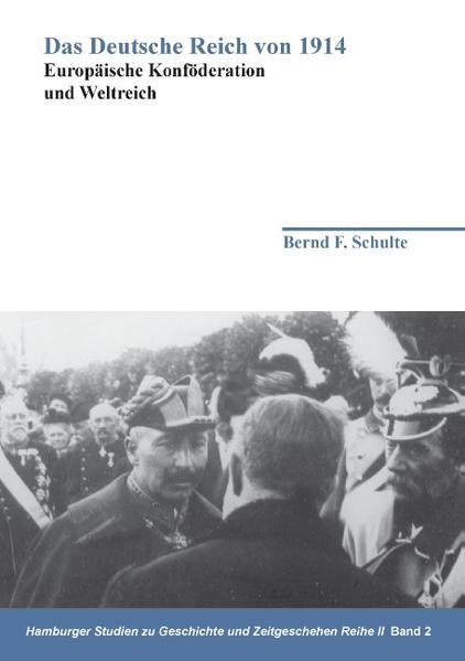 Das Deutsche Reich von 1914 - Coverbild