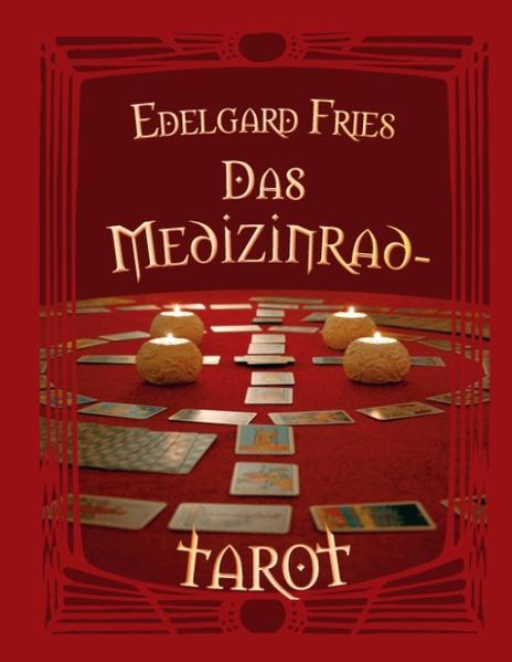 Das Medizinrad-Tarot - Coverbild