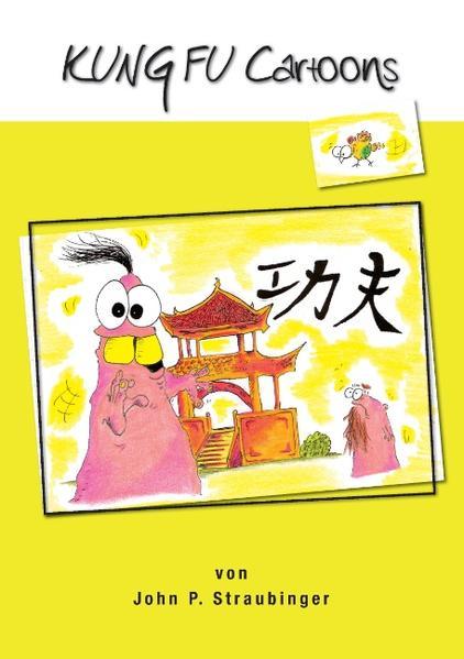 Kung Fu Cartoons - Coverbild