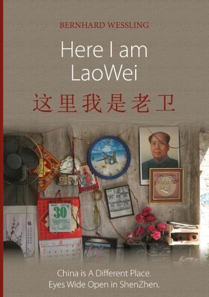 Here I am LaoWei - Coverbild