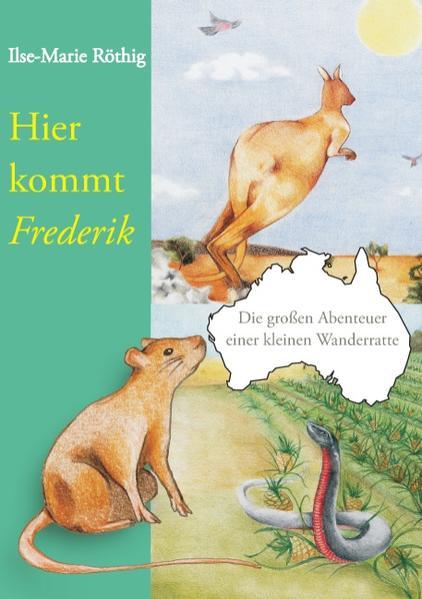 Hier kommt Frederik - Coverbild