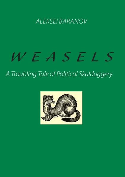 WEASELS - Coverbild