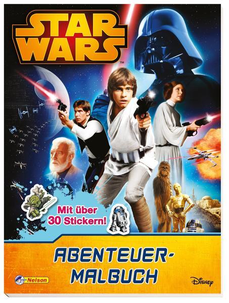 Star Wars: Abenteuer-Malbuch PDF Jetzt Herunterladen