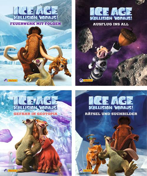 Nelson Mini-Bücher: Ice Age