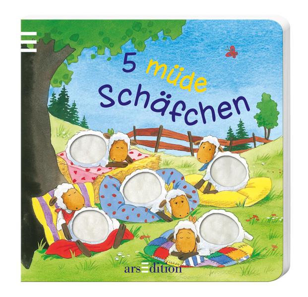 5 müde Schäfchen - Coverbild