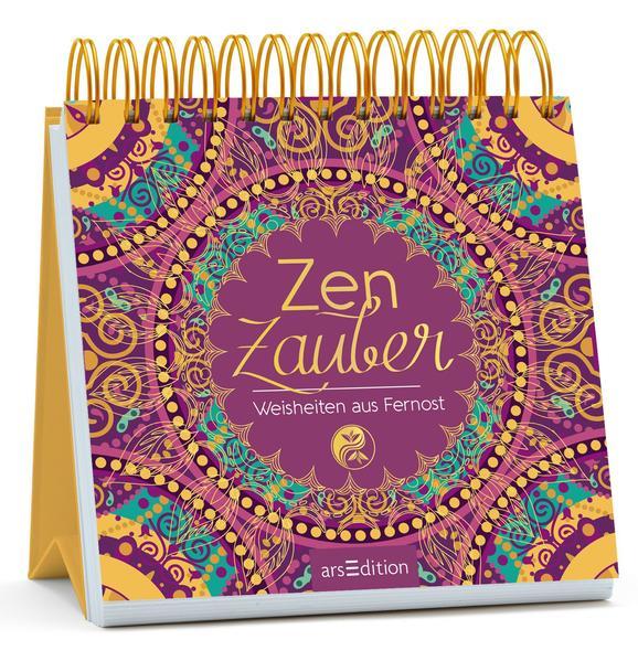Zen-Zauber - Coverbild