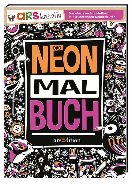 Free Epub Das Neon-Malbuch