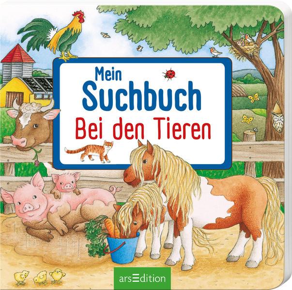Kostenloses PDF-Buch Mein Suchbuch - Bei den Tieren