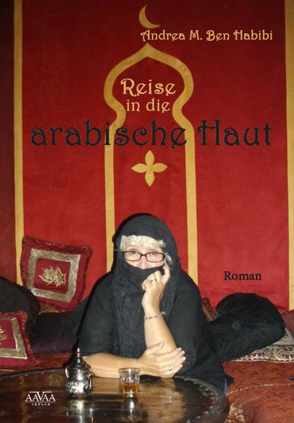 Reise in die arabische Haut - Coverbild