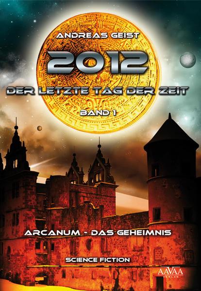 2012 - Der letzte Tag der Zeit (1) - Coverbild