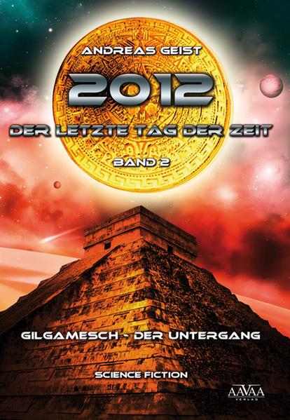 2012 - Der letzte Tag der Zeit (2) - Coverbild