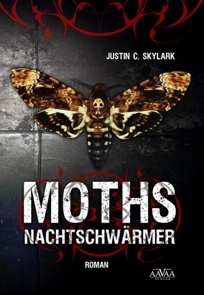 Moths - Nachtschwärmer - Coverbild