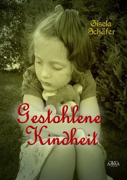Gestohlene Kindheit - Sonderformat Großschrift - Coverbild