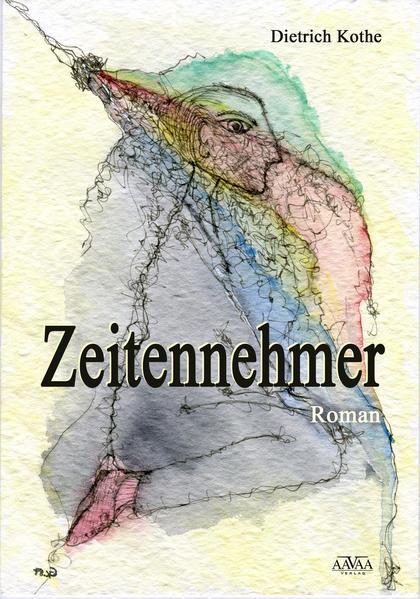 Zeitennehmer - Sonderformat Großschrift - Coverbild