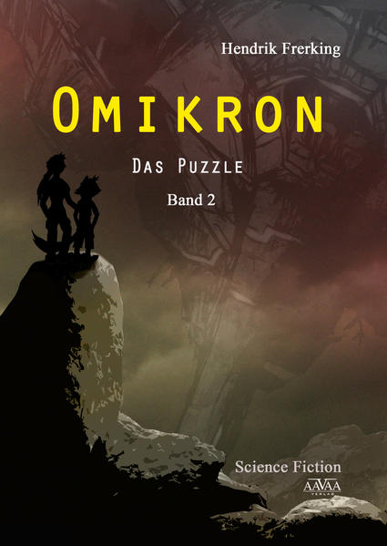 Omikron (2) - Sonderformat Großschrift - Coverbild