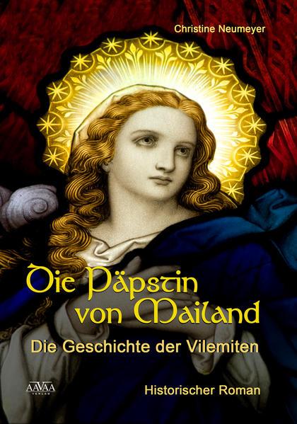 Die Päpstin von Mailand - Coverbild