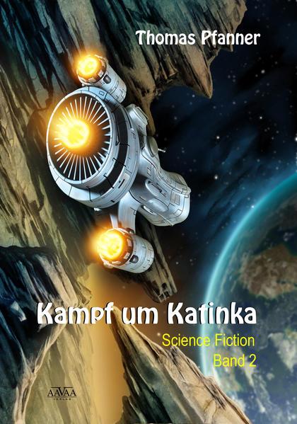 Kampf um Katinka (2) - Großdruck - Coverbild
